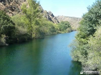 Atazar-Meandros Río Lozoya-Pontón de la Oliva-Senda Genaro GR300;torre eiffel wikipedia sierra y c
